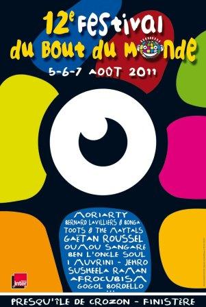 Festival du Bout du Monde 2011