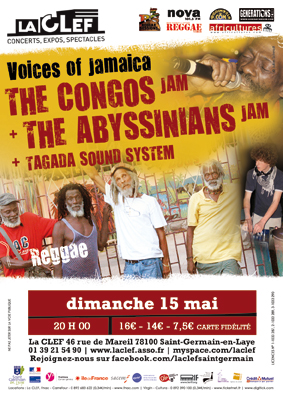 The Congos + The Abyssinians
