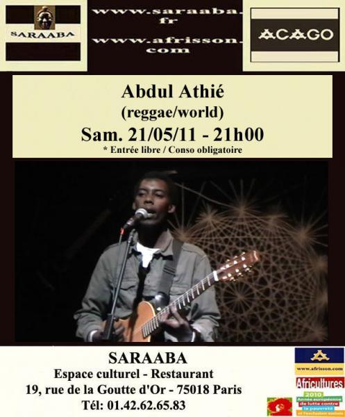 Abdul Athié (reggae/world)