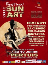 Festival Sun Art 2011