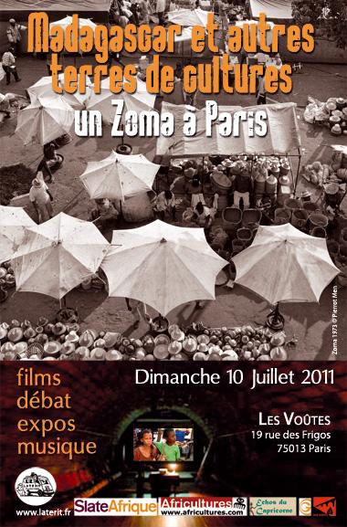 Un Zoma à Paris