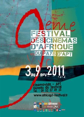 Festival des cinémas d'Afrique du pays d'Apt 2011