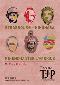 Strasbourg-Kinshasa, réenchanter l'Afrique
