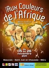 Aux couleurs de l'Afrique 2011