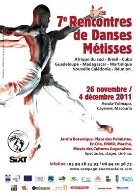7e Rencontres de Danses Métisses