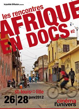 Les Rencontres Afrique en docs 2012