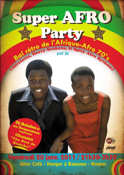 Super afro party