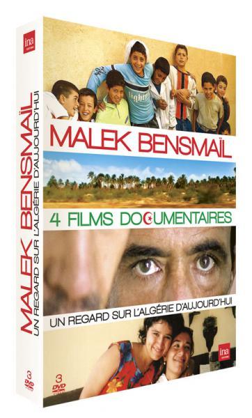 Coffret 3 DVD Malek Bensmaïl