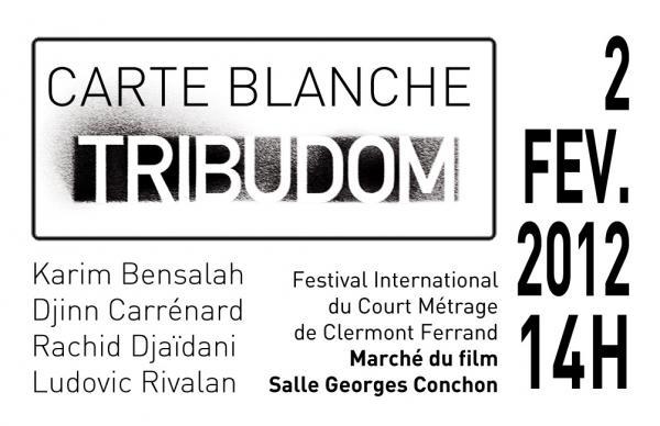 Carte blanche Tribudom au 27ème Marché du film de [...]