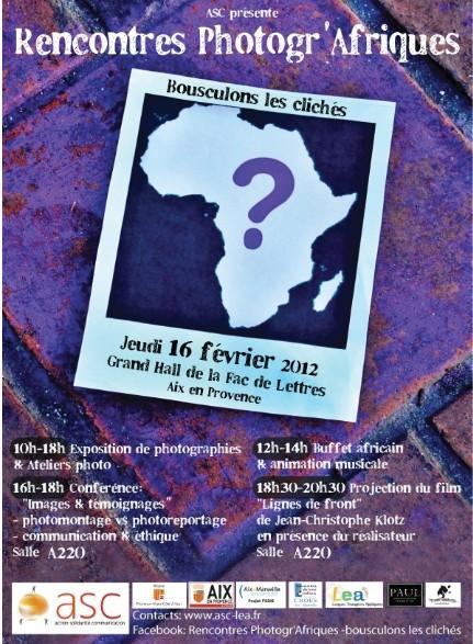 Rencontres Photogr'Afriques