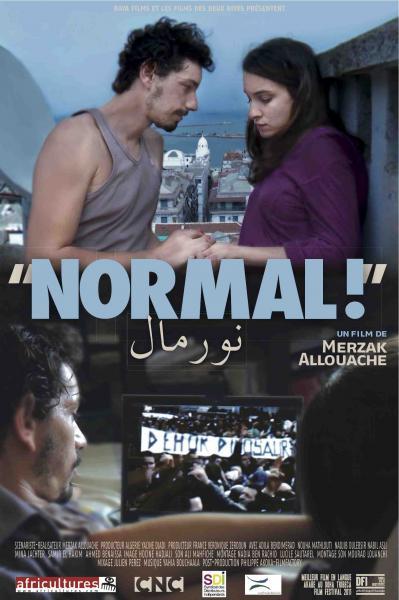 Sortie de NORMAL ! de Merzak Allouache