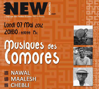 Musiques des Comores