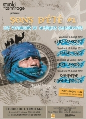 Festival Sons d'été #1: Atri N'Assouf