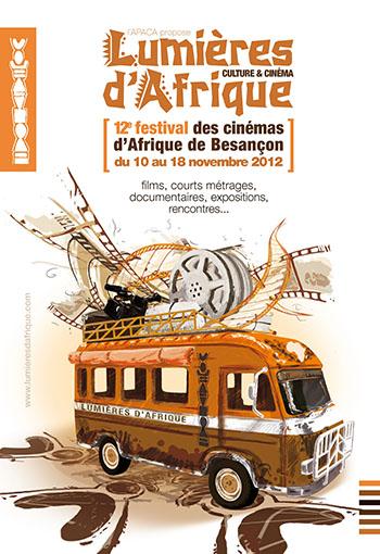 Festival Lumieres d'Afrique 2012
