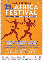 Afrika Festival Würzburg 2013