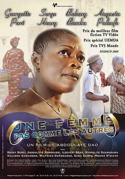 Ciné-Club - Le Meilleur du FIFDA : Une femme pas comme [...]