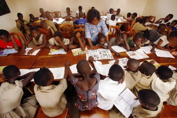 Semaine de la lecture au Togo