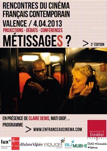Rencontres du cinéma français contemporain 2013