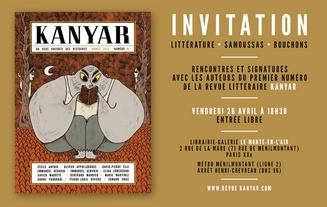 Avant-première revue Kanyar