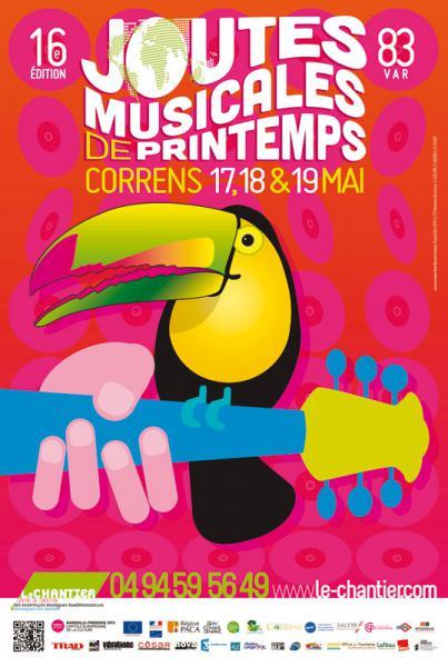 16e JOUTES MUSICALES DE PRINTEMPS 2013