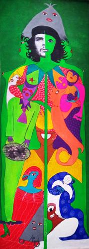 Aconcha plasticienne afro-cubaine participe expostion [...]