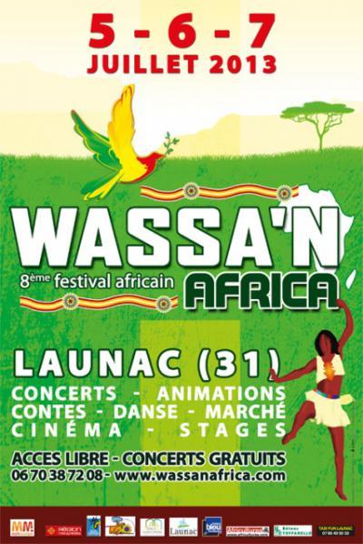 Wassa'n Africa 2013