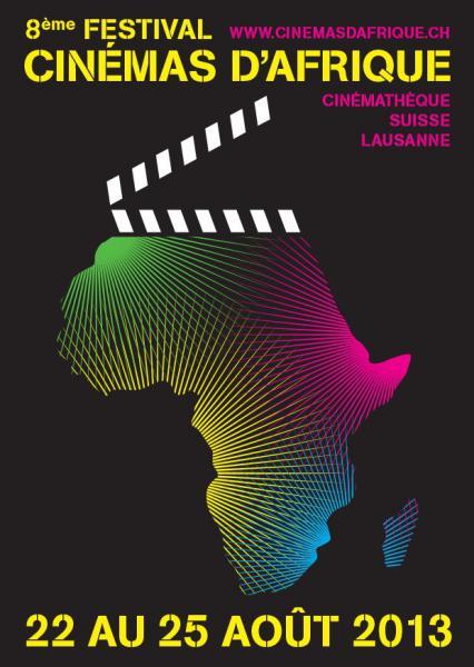8e Festival cinémas d'Afrique 2013 - Lausanne - Suisse