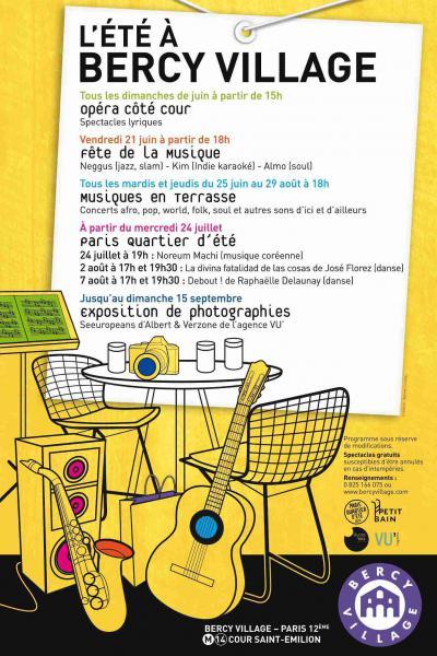 Festival Musiques en Terrasse 2013