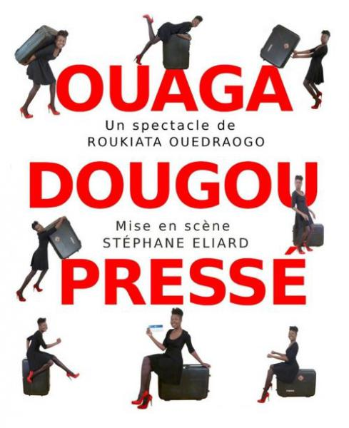 Roukiata Ouedraougo dans Ouagadougou préssé
