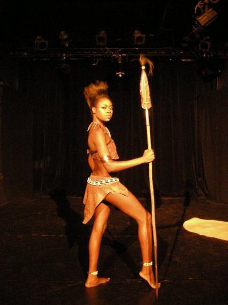 Yennenga, l'epopée des Mossi