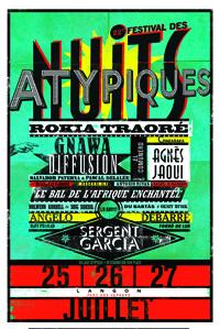 Nuits Atypiques de Langon 2013