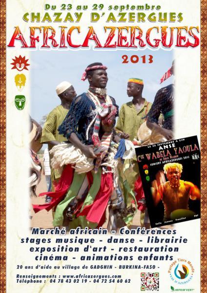 Africazergues 2013