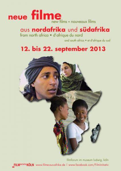 Nouveaux films d'Afrique du Nord et du d'Afrique du Sud [...]
