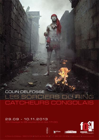 LES SORCIERS DU RING /CATCHEURS CONGOLAIS