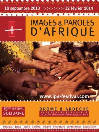 Festival Images et Paroles d'Afrique 2013
