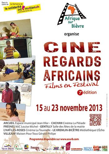 Ciné Regards Africains 2013 - 7° édition