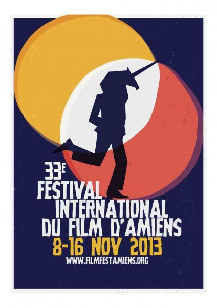 Festival international du film d'Amiens 2013