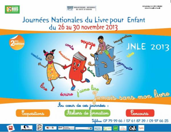 Journées Nationales du Livre pour Enfant
