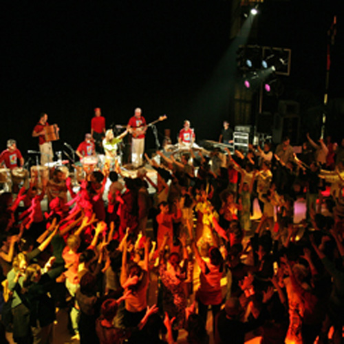 Anniversaire de Difé Kako et concert de Faratouba