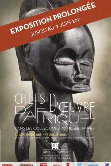 Chefs-d'oeuvre d'Afrique dans les collections du musée [...]