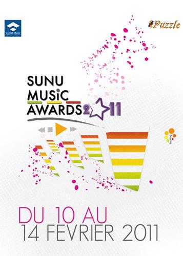 Sunu Music Awards 2011