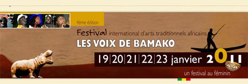 Les Voix de Bamako 2011, Festival international au féminin