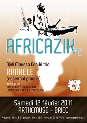 Africazik 2011