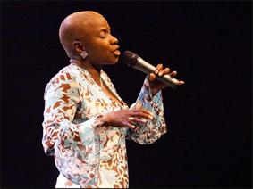 Angélique Kidjo en concert