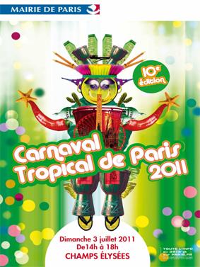 Carnaval Tropical de Paris 2011