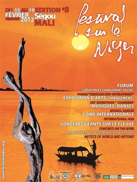 Festival sur le Niger 2012
