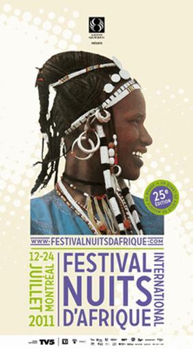 Festival International Nuits d'Afrique 2011