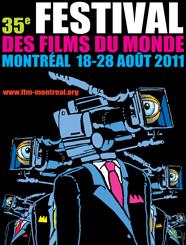 Festival des Films du Monde de Montréal 2011