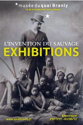 Exhibitions - L'invention du sauvage