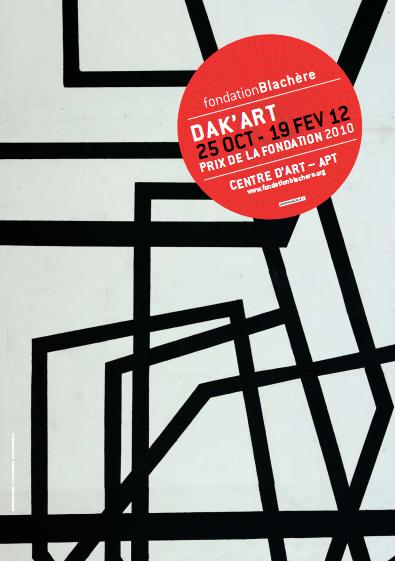 Dak'art - Prix de la fondation 2010